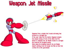 Weapon: Jet Missile by MegaPhilX
