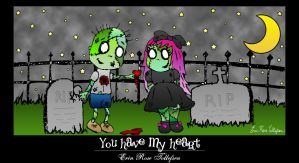 You Have My Heart by spookyspinster