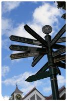 Signpost by scarlet1800