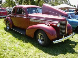 1938 Buick coupe by RoadTripDog
