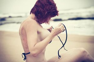 BEACH IV by fionafoto
