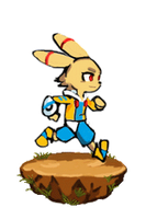 Project Rabbit - an android Games by Methiou