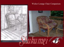 Wicker Lounge Chair Comparison by Ark-of-Menphis