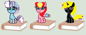 xoxo cat and storm fly and prince starlow by dragonfly1207