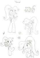 Coco Bandicoot :sketches: by LovelyKirbyGirly