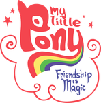 Friendship is Magic Concept Title by Doctor-G