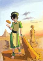 Toph by Phill-Art