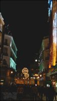 Christmas in Madrid III by MissArtistsoul