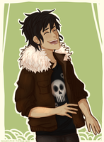 NICO DI ANGELO by itsnucleicacid