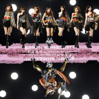 E-X-A (Exciting x Attitude) CD Cover by Kamen-Riders