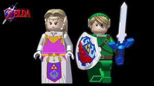 LEGO Legend of Zelda CUUSOO Project by mingles