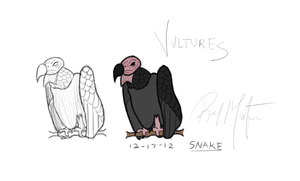 [Idea] Vultures for Don't Starve by 1roquois