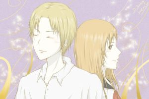 Natsume and Taki by D-Daisy