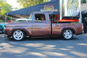 Slick Ford Pick Up by DrivenByChaos