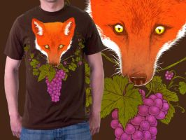 Sour Grapes - Shirt for DBH by scumbugg