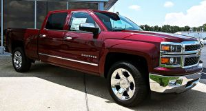 The All-New 2014 Silverado by JDM4CHRIST