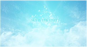 sky is the limit by Chiipzieqt