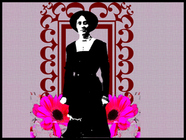 the woman in black by aesthetique