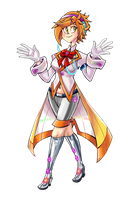 Vocaloid Append/Extend Collaboration - Anon by CentaurHillZone