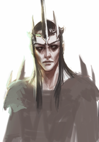 Witch King by Yzah