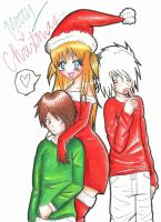 unfinished Christmas Picture by minamongoose