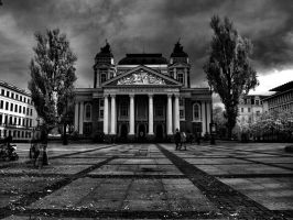 National Theater by latunov