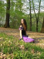 In_The_Forest2 by GothicDark-Stock