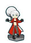 Dante chibi by TimeSketch