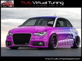 Audi A1 by TMSVirtualTuning