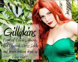 Ivy ID by gillykins