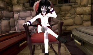 Marceline the Vampire Queen model download. by kenny241100