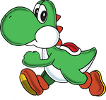 Yoshi by Tails19950