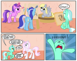 Drawing is Fun for Lyra by Inkygarden