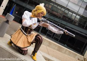 A Magical Girl's Duty by MFM-Photography