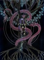 Tree of Life - Awakening by Lakandiwa