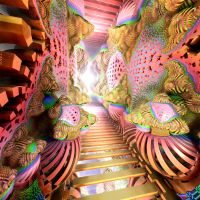 Stairway to Heaven by eclecticeric