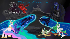 DARK CONFLICT Chapter 9 by SixSamMaster