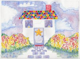 .:A Dreamy Dwelling:. by cottoncritter