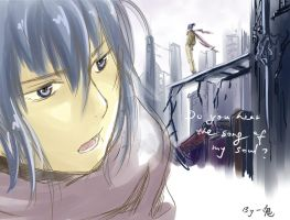 nezumi-my song by Gin-Uzumaki