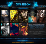 GFXU RES PACK #2 by LEE2oo