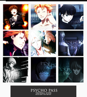 Pack Icon Psycho Pass by BickslowFT