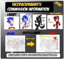 Point Commission Prices. by tacofacedrawer