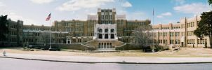 Little Rock Central Highschool by arthurreeder