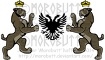 Khalasar pride coat of arms by Morobutt