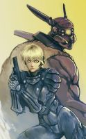 Appleseed by masateru
