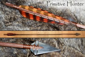 Primitive Hunter by Tigermano