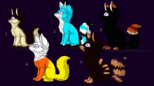.: Fox Adopts:. *Closed* by cappucinii