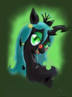 Queen Chrysalis by a8702131