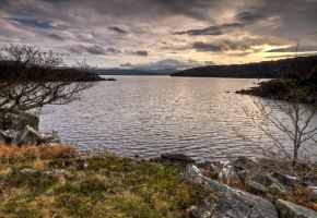 Right across Trawsfynydd by CharmingPhotography