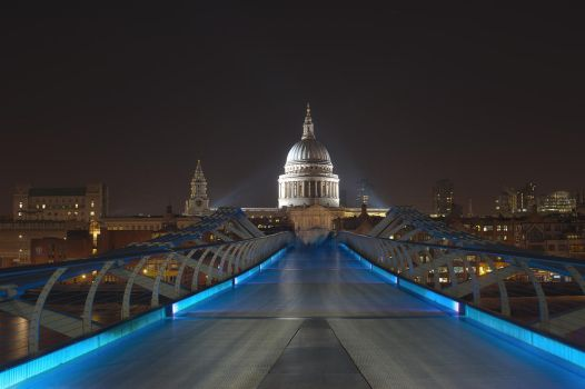 St Paul's Cathedral by hdrgr